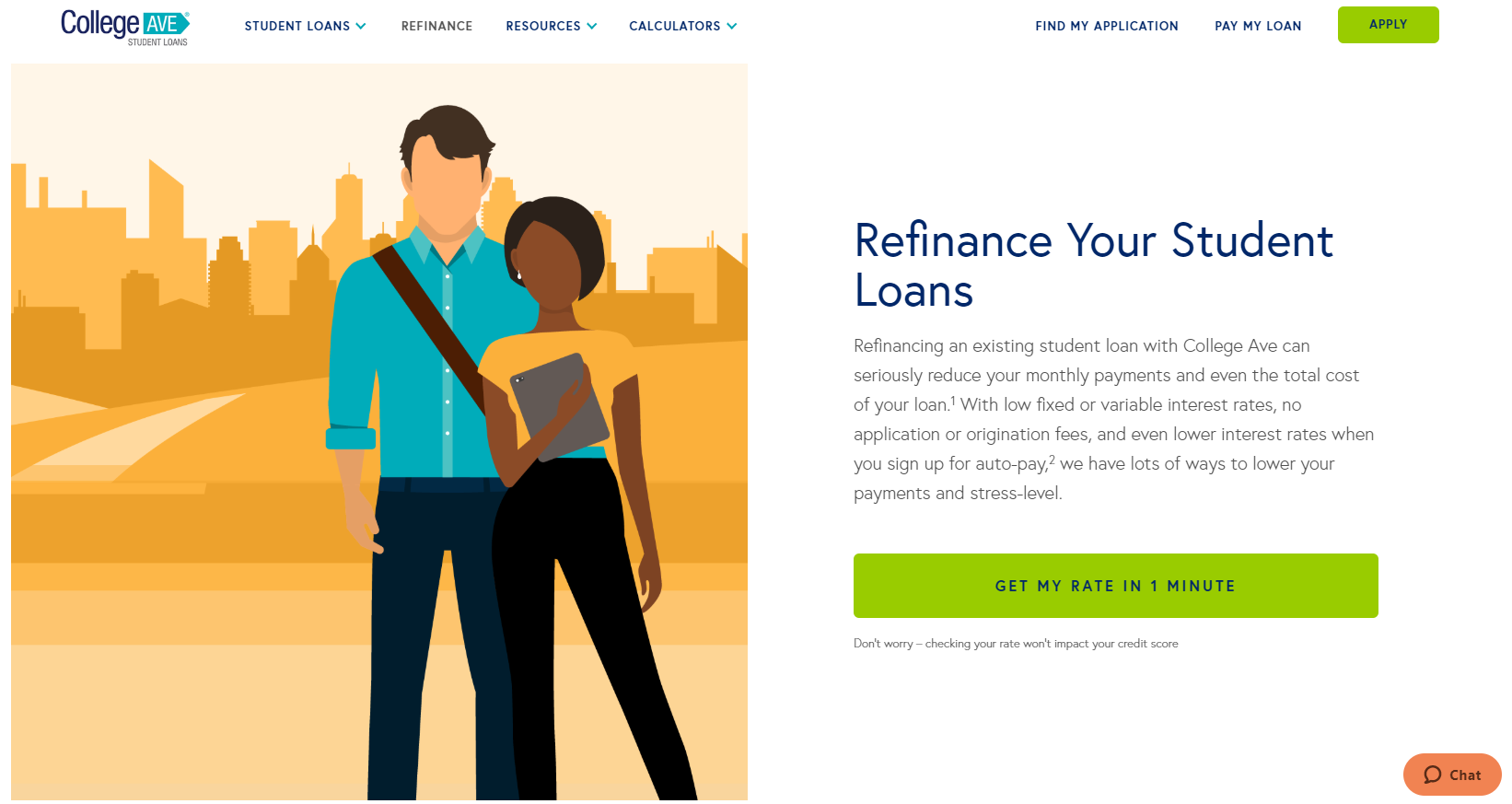 college-ave-review-student-loan-refinancing