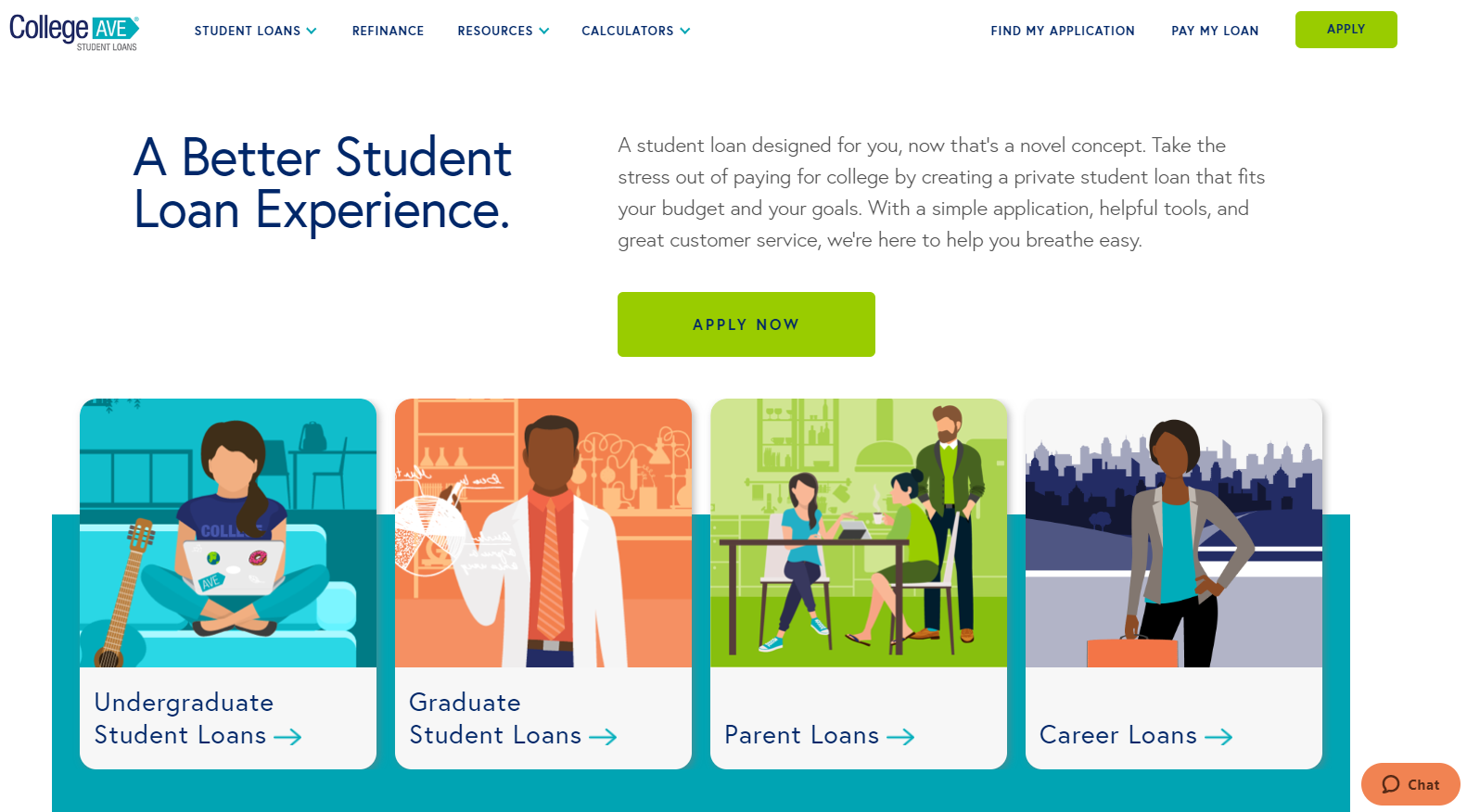 college-ave-review-private-student-loans